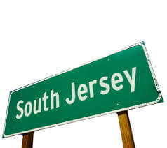 south jersey sign
