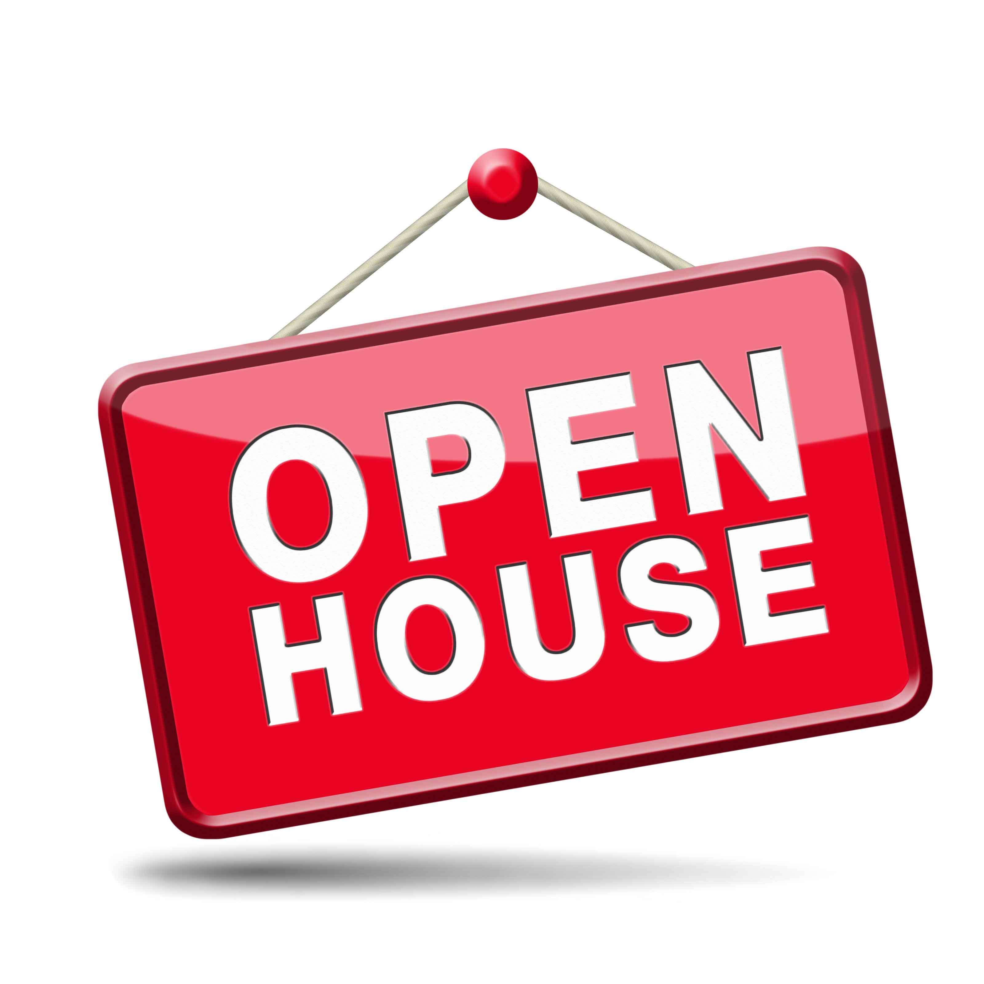 Open house scheduled this weekend at nelson house for Open home